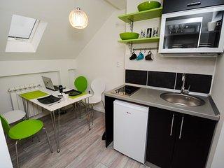Apartment Center