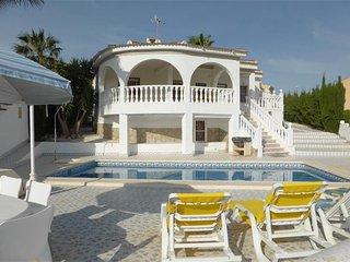 3 Bed Villa with Fantastic Golf Views in Quesada
