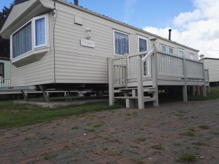 Caravan rental Breydon water holiday village with shared indoor & outdoor pool
