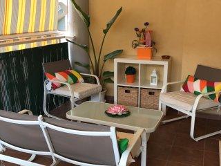 Apartamento Puzol playa con piscina, cerca de valencia