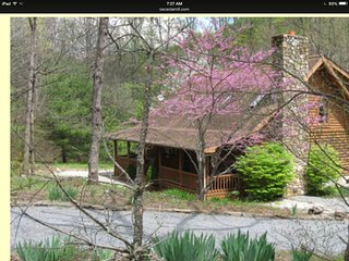 Crabtree Falls Vista Vacation Home