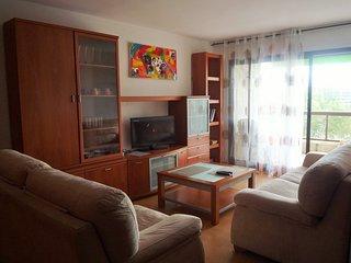 106C Apartamento con vistas al mar, Cambrils