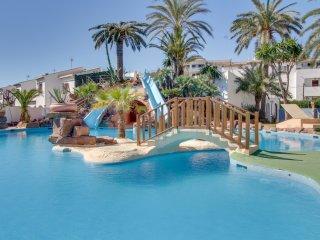 Bungalow c/piscina, cerca de la playa! Ref. 185003