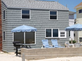 Oceanfront Beach House Ocean Beach New Jersey Near Lavallette NJ