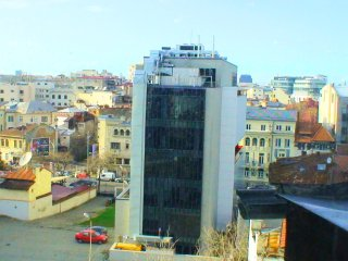 2 Bedrooms Apartment AMZEI historic (6/7pers.), Bucharest