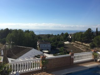GORGEOUS 2 BED UPPER APT WITH PRIVATE POOL IN ZEN GARDEN, Nerja