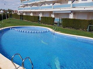 Hermoso apartamento con gran terraza y a 200m del mar, Alcossebre