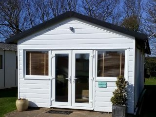 Holiday Chalet, Mundesley