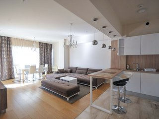Spacious two bedroom apartment luxury equipped in Tre Canne