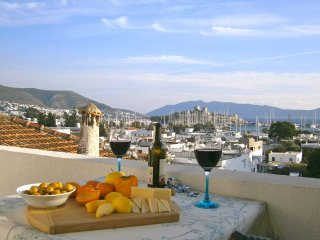 Amazing View in Downtown Bodrum, Bodrum City