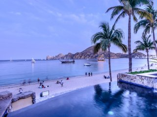 Most Luxurious Beach Front Villa in Cabo San Lucas with Private Beach Access