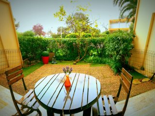 [577la] IDEAL FAMILLE - JARDIN - PISCINE - PARKING, Mandelieu-la-Napoule