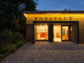 FORSTGUT - Romantisches Feriendorf im Bayerischen Wald - Bibergrund