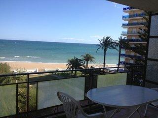 Apartamento encantador frente al mar