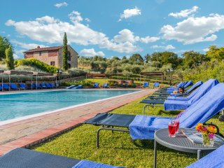3 bedroom Apartment in Cennina, Tuscany, Italy : ref 5242039