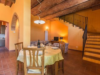 2 bedroom Apartment in Cennina, Tuscany, Italy : ref 5241991