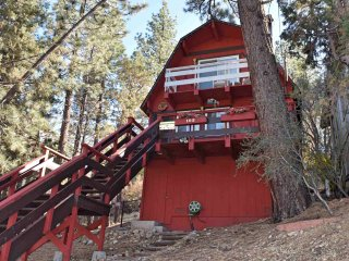 Tamarack Chalet, Big Bear City