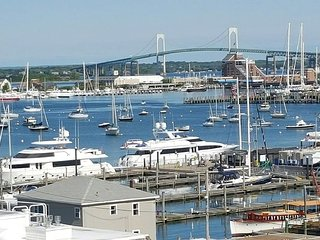 Wyndham Inn on Long Wharf -- Bayside View 4th floor, Newport