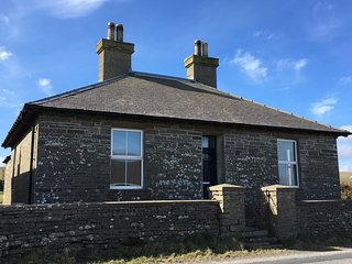 Drill Hall Cottage, Evie, Orkney