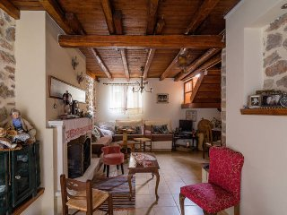 Traditional stone-built maisonette in the heart of Nafpaktos, Naupactus
