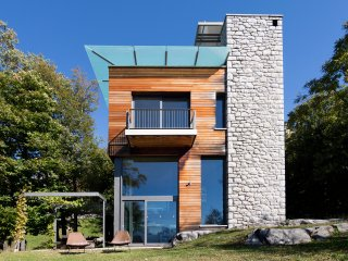 TORRE PERLEDO semidetached villa - Lake view - Ecofriendly