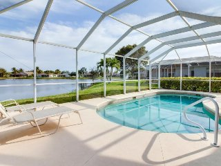 Exclusive waterside home w/ private pool - golfing, shopping, beaches nearby!
