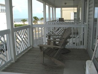 South Beach Ocean Condos, South - Unit 6 - Just Steps to the beach - Ocean View