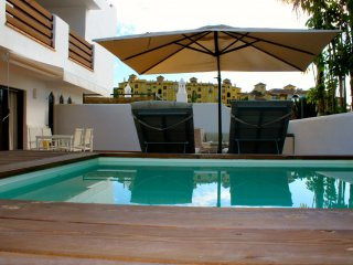 Apartment at Golf Hills with a huge terrace incl. own pool!, Cancelada