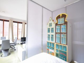 Fully furnished in Rotterdam centrum