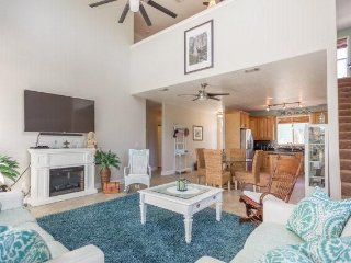 Family & Pet Friendly~Fab Coastal Home, 1/2 Mi Drive to Beach & Gulf, Sleeps 12