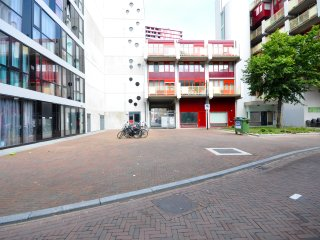 Double floor near Rotterdam central station...