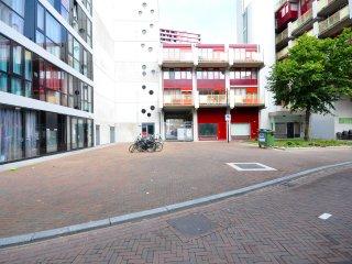 Double floor near Rotterdam central station...