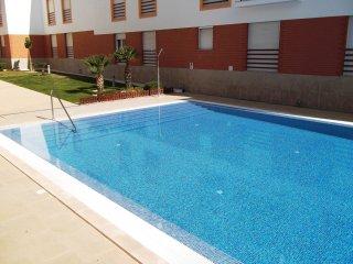 "Pool and Satellite TV  in ""Cabanas"" apartment"