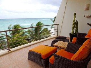 304, Corto Maltes, Penthouse, Jacuzzi&Ocean view, Playa del Carmen