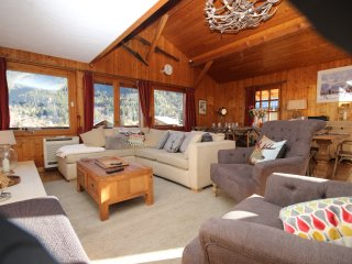 The Mountain House - A luxurious 6 bedroom chalet, Les Contamines-Montjoie