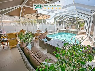 POOL - Incredible Courtyard Villa with a pool and complimentary golf cart, The Villages