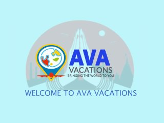 AVA VACATIONS PVT.LTD.