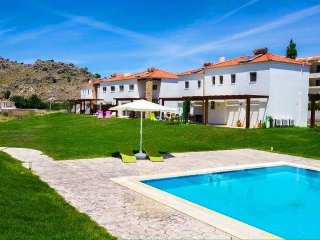 villa with shared pool,300m from sea