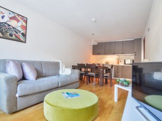 Cima Presanella Halldis Apartment
