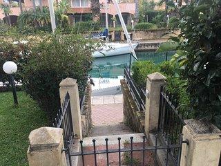 Villetta sul canale