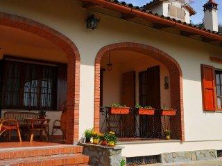 Villa ad Arezzo, Toscana - Tra le colline con fenomenale vista sulla citta