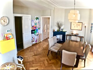 Fully Furnished Home in Statenkwartier, Den Haag: Ideal for Groups & Families!, Scheveningen