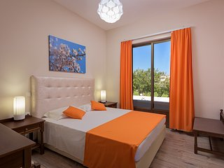 """Rodania Summer"" two bedroom apartment (renovated 2017), Faliraki"