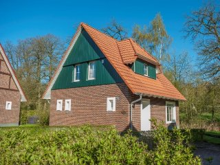 Luxury Bungalow in wooded surroundings with private sauna, Bad Bentheim