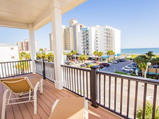 3BR Ocean View Luxury Home Includes Access to the Best Amenities in Myrtle Beach