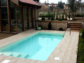 Villa Bosco con piscina privata, Pedara