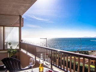 Sea views apartment next the beach, Can Pastilla