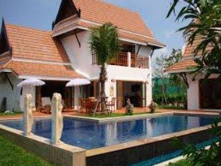 Oriental Thai pool Villa 3BR