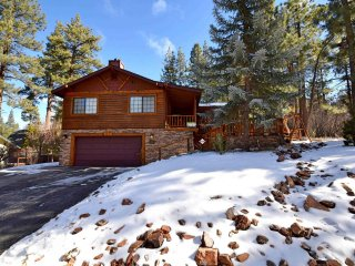 Burly Bear Lodge, Big Bear Region