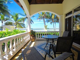 Beachfront Home in Center of Jaco